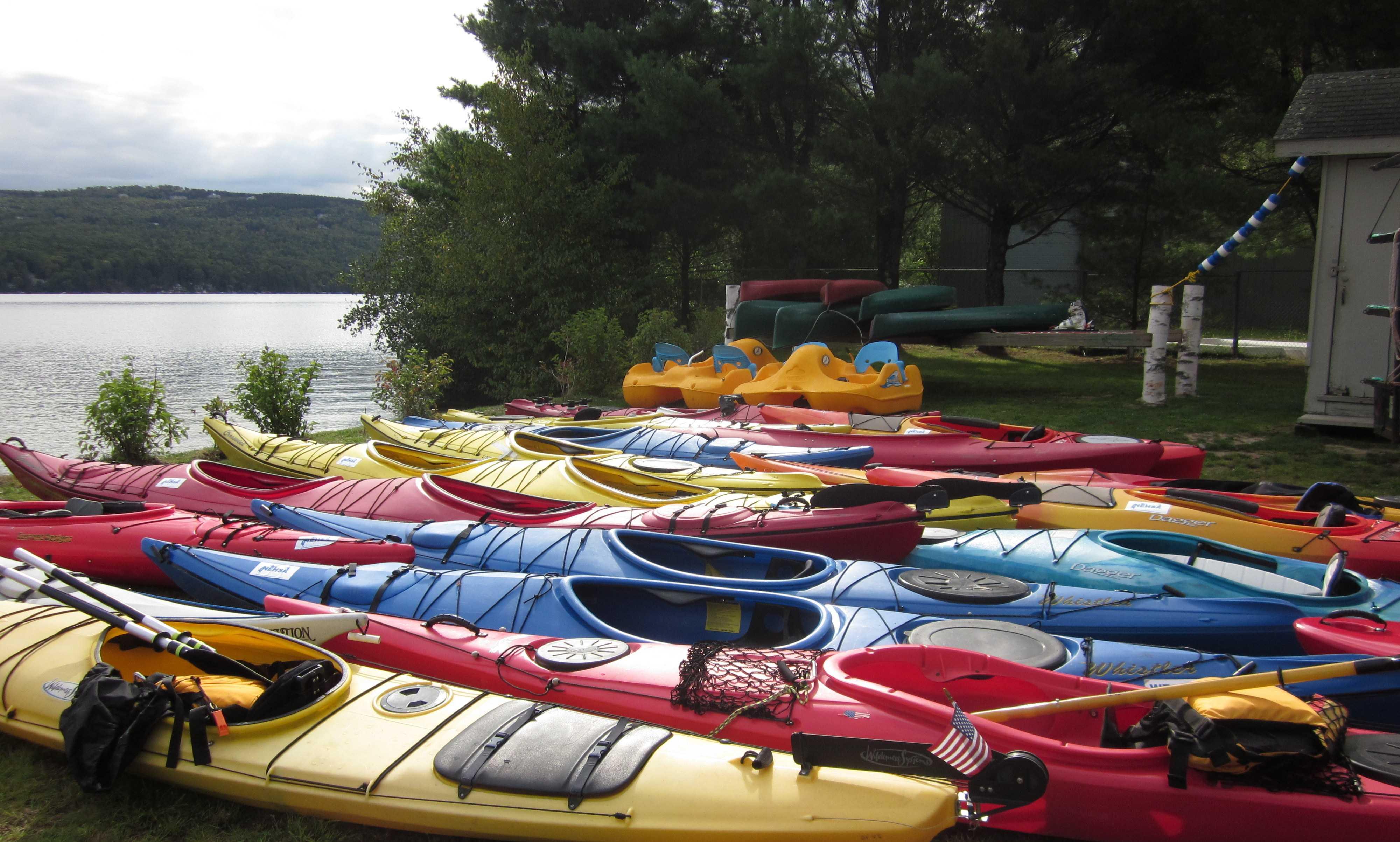 kayakempty